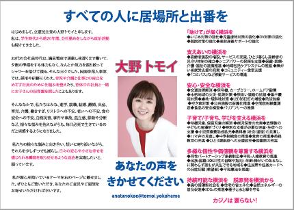 「立憲民主」号外 2018.6.3(裏)